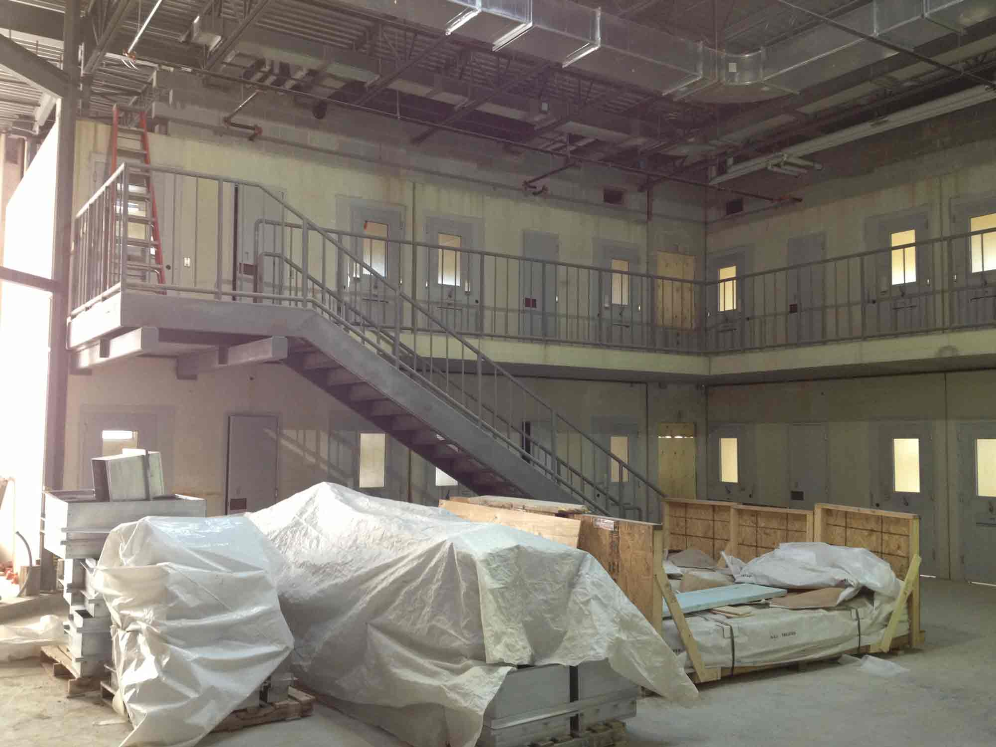 South West Detention Centre Windsor Ontario Corrections
