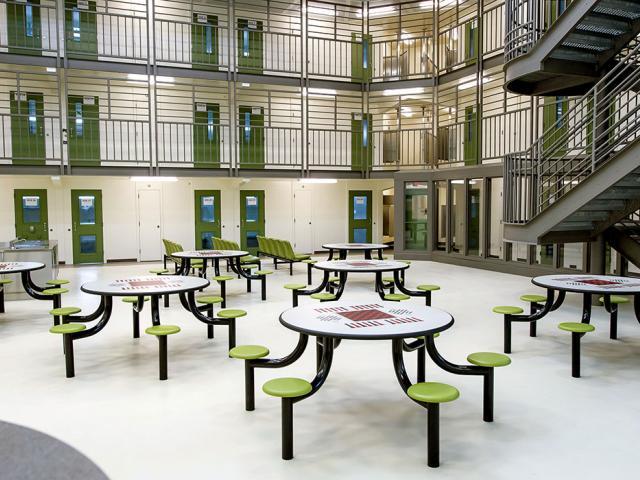 jail furniture - sws group