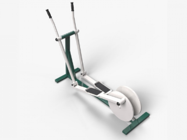 Elliptical Cross Trainer in Correctional Centers