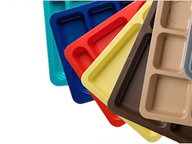 Flatwares & Trays for Corrections - SWS Group
