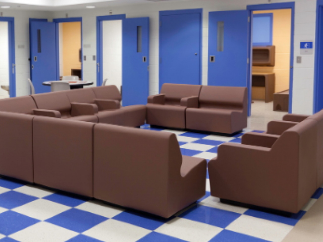 Furniture for Corrections - SWS Group
