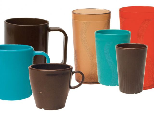 Jones-Zylon Drinkware Products