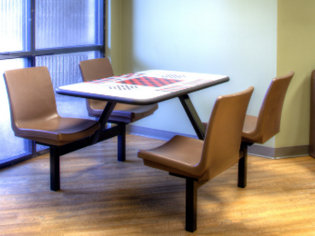 tamper resistant cafeteria tables - sws group