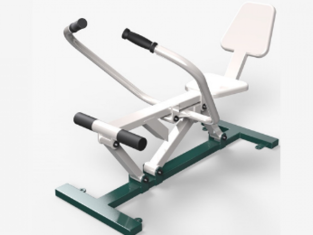 Rowing Machine for Correctional Facilities