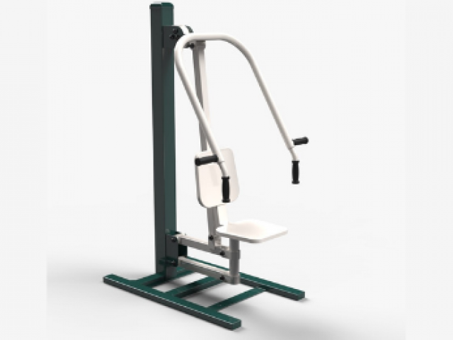 seated chest press machine for inmates - sws group