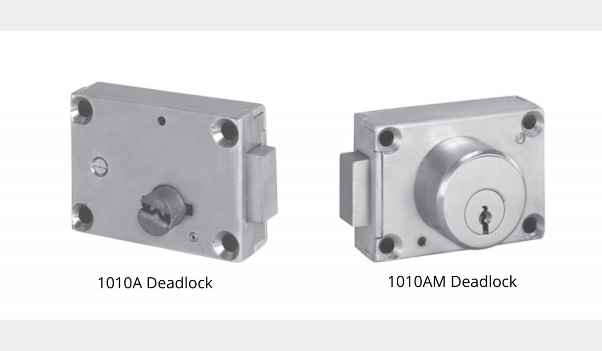 Mechanical Locks - Deadlock - SWS Detention Group