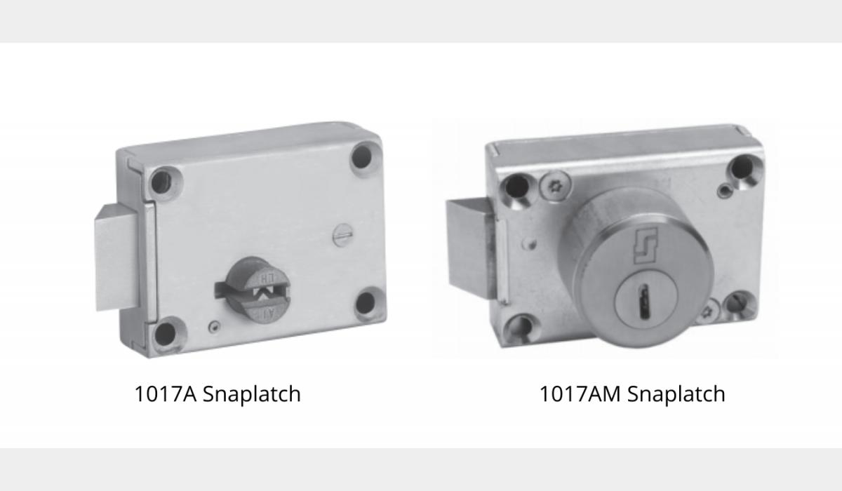 Mechanical Locks - Snaplatch - SWS Detention Group