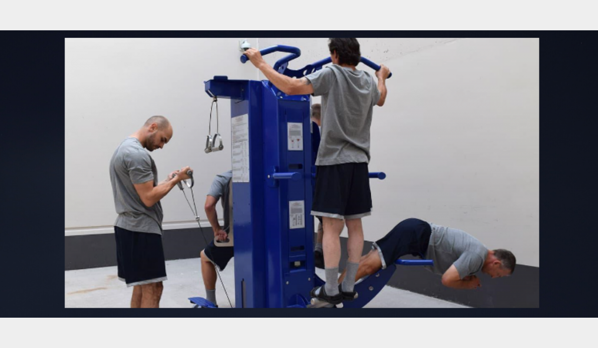 Corrections Fitness Equipment