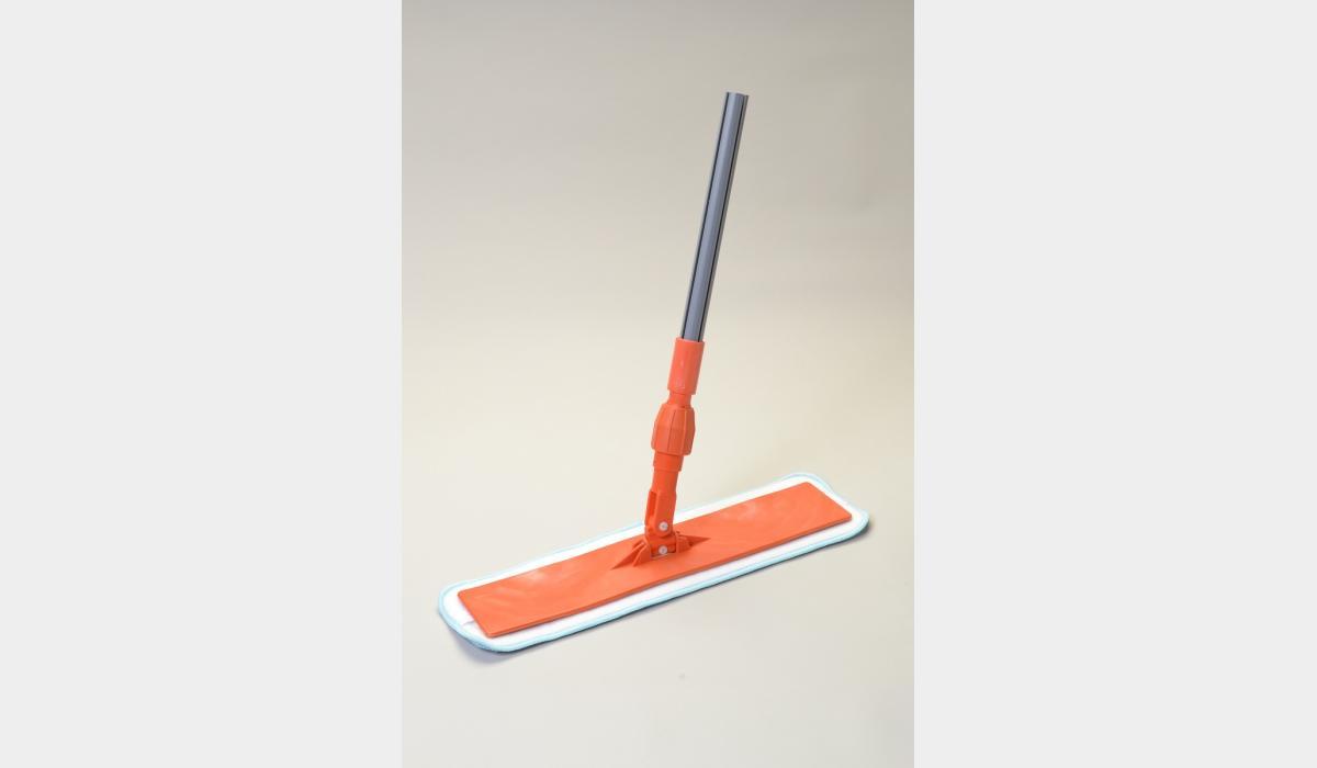 Adjust-A-Turn Shank-Free Microfiber Mop Tool - Briarwood Products
