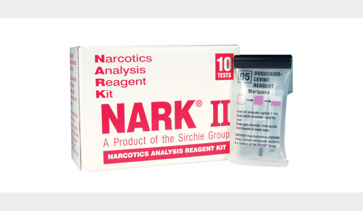 Drug Test Pouches - SWS Group
