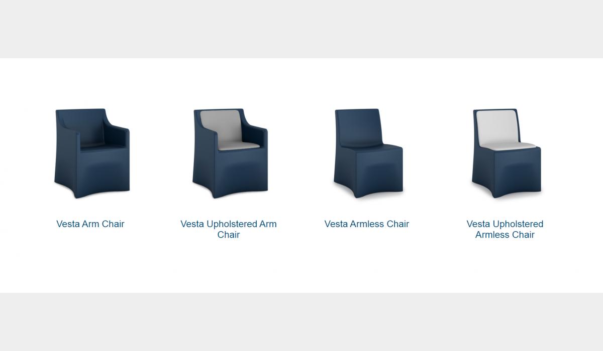 Vesta Seating Line