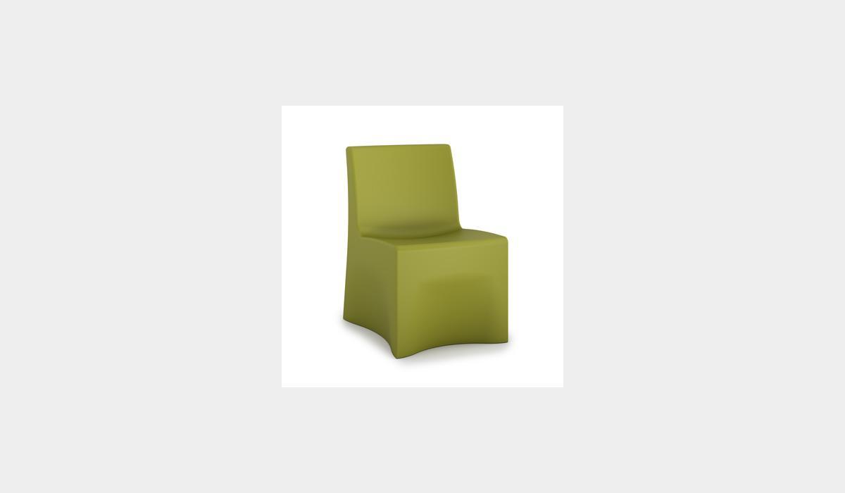 Vesta Armless Chair